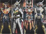 KAMEN RIDER GAIM MUSIC ARMS ALBUM by Waito-chan