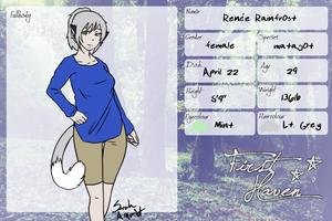 First-Haven App: Renee by Zanyzarah