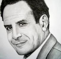 Tony Schaloub by Doctor-Pencil