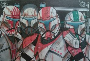 RC PSC Commission by ragelion