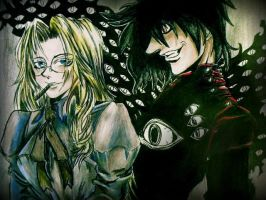 Hellsing by piratesavvy07