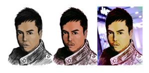 Donnie yen by op3400