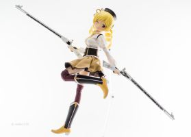 [RAH No.610] Mami Tomoe  :Custom (2) by wata1219