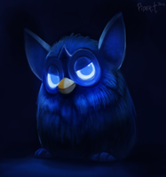 DAY 36. Furby... (35 Minutes) by Cryptid-Creations