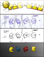 Pacman WIP by PsychOut