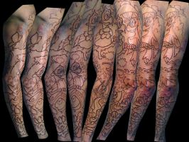 foden's sleeve lined by michaelbrito