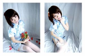 Chinese Doll 01 by reiling-lina