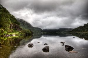 Llyn Dinas 5 by CharmingPhotography