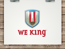 we.king by monographic