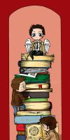 SPN Bookmark by Nimloth87