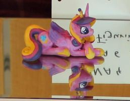 Sculpture Figurine Cadance by Salahir