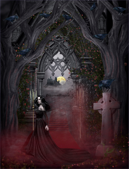 A Gothic Tale II: Unveiled by PrincessMagical