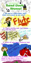 Band Geek Meme by MousieDoodles