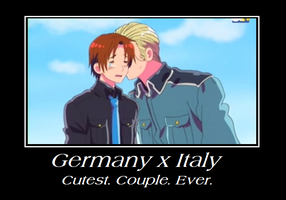 GermanyxItaly Cutest Couple Ever by PJTL156