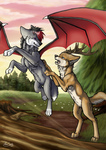 Hey, not fair by neonspider