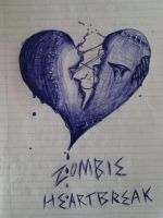 Zombie Heartbreak by ellib33