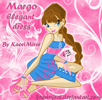GIFT:Margo Elegant dress by KaoriMirai
