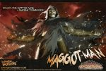 MAGGOT-MAN by ChrisFaccone