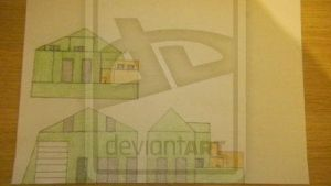 I design a House (Elevation) by J-R-M-N-K-E