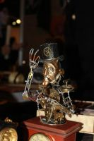 Lord BoltNut Cuprumstannun en ComicCon 2013 by SteampunkChile