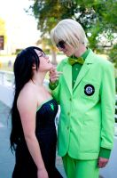a strider always gets the girl by incognitoVindicator