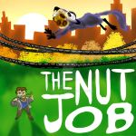 Animated Atrocities-The Nut Job by jpbelow