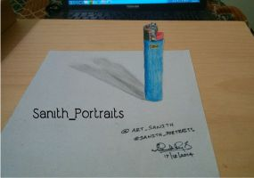 3D ART by sanith01988