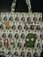 Saladfingers Spoonbag by blinkworks