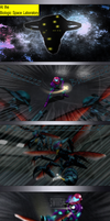 Metroid Fusion - Downfall of the SA-X - Page 1 by LemurfotArt