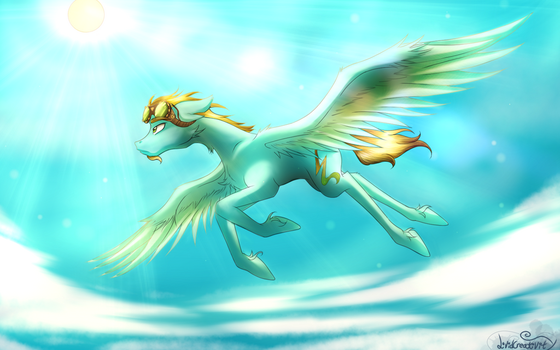 Flight by LividCreativity