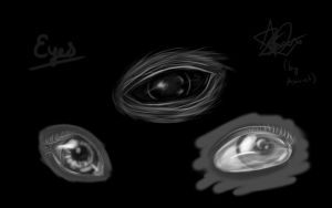 Eyes by iAmoret