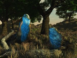 Stones by magicclam