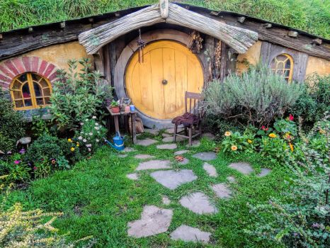 Hobbiton 01 by cemacStock