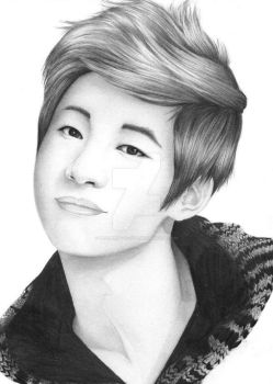 Henry Lau by BlueBerry-is-cute
