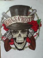 Guns N' Roses by XxAl3xandra09