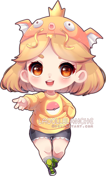 c Steph-nee-chan by LaDollBlanche