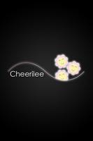 Cheerilee Glow Line iPod/iPhone Wallpaper by AlphaMuppet