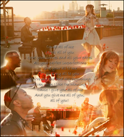 John Legend and Lindsey Stirling - All of You by MrArinn
