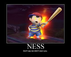 Ness by VorpalStorm