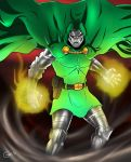 Dr. Doom by Gabzx18x