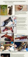 GUESS Steampunk Gun Workshop Part 2 by asriella13