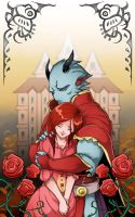 Beauty and the Beast by Texic
