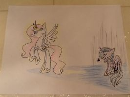 Long Was the Shadow She Cast by icyfrostcats