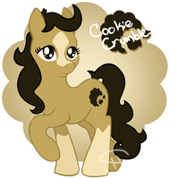 Cookie Crumbles by SpatialHeather
