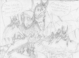 Happy birthday, TFP:Eons Ago by YukiOni