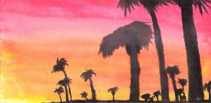 I wish for palm trees by MrMadrigal