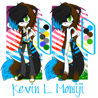 .::Kevin Ref::. by abbyfirecat