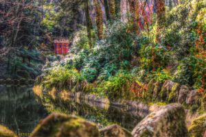 Gardens of Eden... by Tigles1Artistry