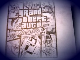 Grand Theft Auto Vice City by smashmaster