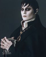 Barnabus Portrait by Sonja-Blue